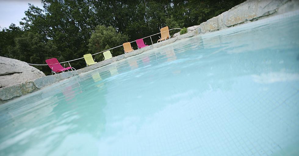 Gites de charme avec piscine - Gites les Princes - 07200 Lanas - Ardèche